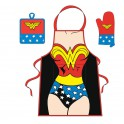 Conjunto de delantal Wonder...