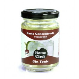 Gin Tonic en pasta Home Chef 170 gr.
