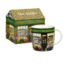 Taza de porcelana Tea Rooms