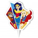 Vela Super Hero Girls 2D