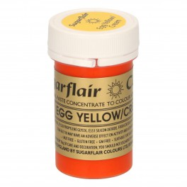 Colorante Sugarflair Amarillo 25 gr.