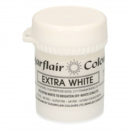 Colorante Sugarflair Extra Blanco 42 gr.