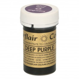 Colorante Sugarflair Morado 25 gr.