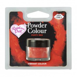 Colorante en polvo rojo Rainbow Dust
