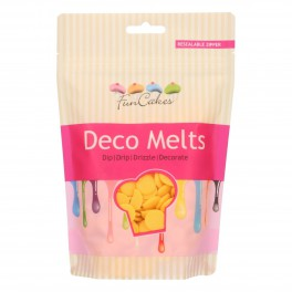 Funcakes Deco Melts Amarillo