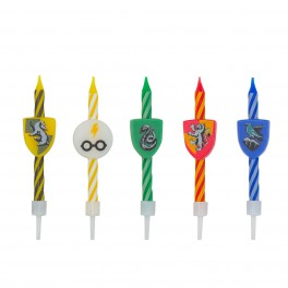 Velas Harry Potter (Pack de 10)